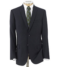 Joseph Slim Fit 2 Button Plain Front Wool Suit - Sizes 44 X-Long-52