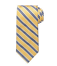 "Signature Stripe Tie 61"" Long"