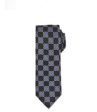 Heritage Collection Narrower Diamond Medallions Tie