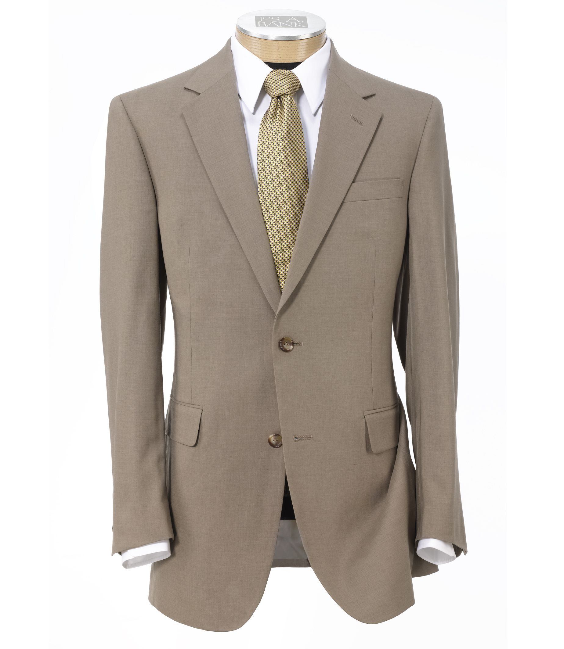 Executive Collection Traditional Fit Suit - Executive Suits | Jos ...