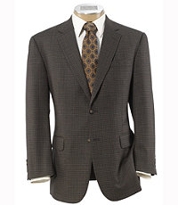 Traveler 2 Button Pattern Sportcoat