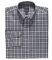 Traveler Long-Sleeve Buttondown Sportshirt