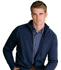 Joseph Full Zip Sweater