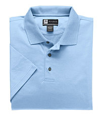 Stays Cool David Leadbetter Solid Polo