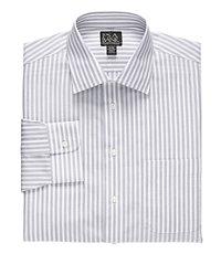 Traveler Tailored Fit Spread Collar Dress Shirt