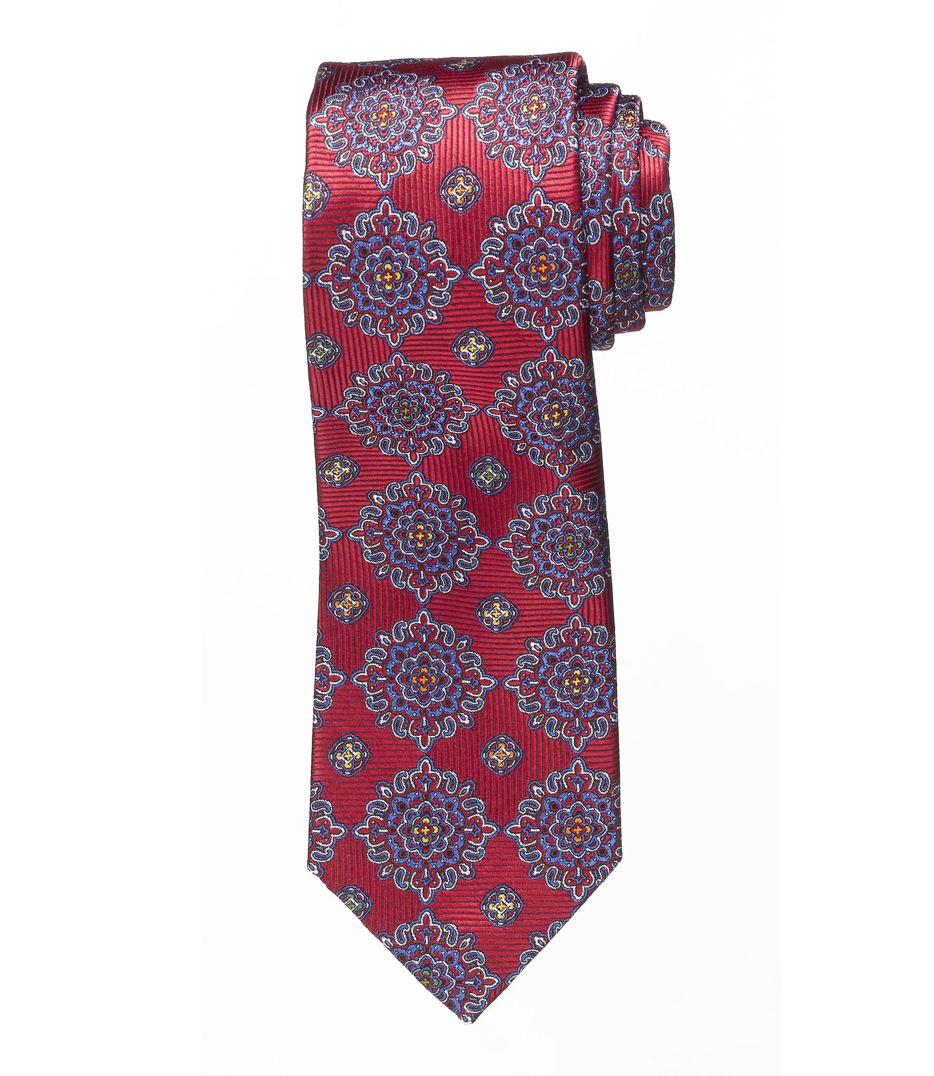 Heritage Collection Narrower Ornamental Tie £19.74 AT vintagedancer.com