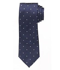 Joseph Narrower Dot on Crows Tie