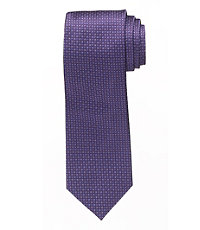 Joseph Narrower Micro Pattern Tie