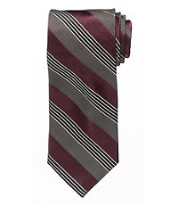 Signature Dotted Stripe Tie