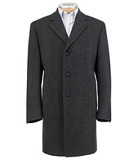 3/4 Traveler Tailored Fit Mini Neat Topcoat