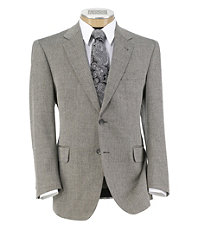 Signature 2-Button Herringbone Sportcoat
