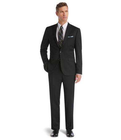 100% Wool Slim Fit Suit - Men's Suits | JoS. A. Bank