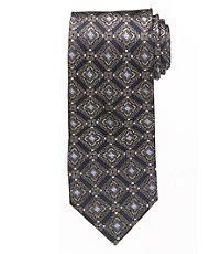 Signature Medallion Tie