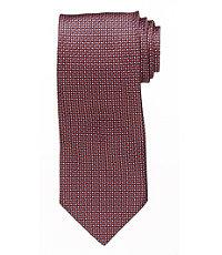 Signature Tossed Micro Tie