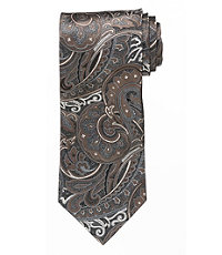 Signature XL Tapestry Paisley Long Tie