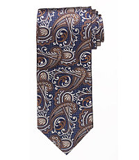 Signature Paisley with Dots Tie