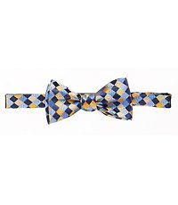 Executive Collection Checkerboard Bow Tie