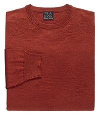 Executive Merino Wool Crew Neck Sweater