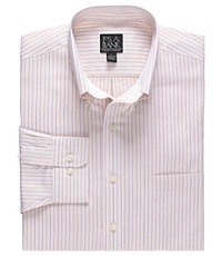 Traveler Patterned Buttondown Collar Tailored Fit Sportshirt