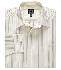 Traveler Patterned Point Collar Sportshirt Tailored Fit
