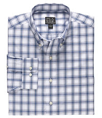 Traveler Long Sleeve ButtonDown Collar Sportshirt