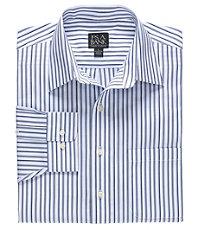 Traveler Patterned Point Collar Sportshirt