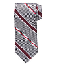 Signature Gold Stripe Tie