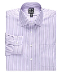 Traveler Spread Collar Dress Shirt