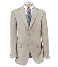 Tropical Blend 2-Button Linen/Silk Sportcoat