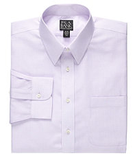 Traveler Point Collar Dress Shirt
