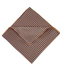 Patterened Pocket Squares