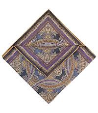Ornamental Pocket Square