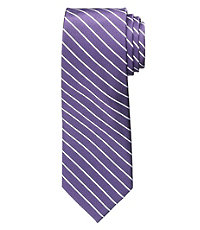 Heritage Collection Satin Thin Stripe Tie