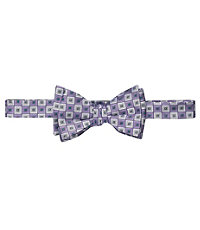 Checkerboard Bow Tie
