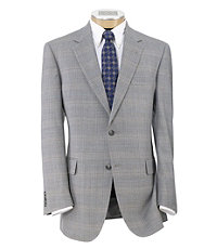 Signature 2-Button Wool Patterned Regal Sportcoat