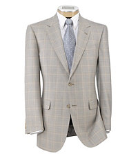 Signature Silk/Wool 2-Button Sportcoat