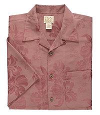 VIP Floral Jacquard Sportshirts