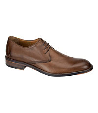 Hartley Plain Toe Shoe by Johnston & Murphy
