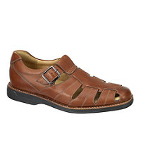Golson Fisherman Shoe by Johnston & Murphy
