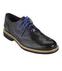 Great Jones Wingtip Saddle Shoe by Cole Haan
