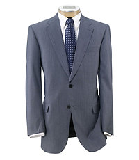 Signature Gold 2-Button Wool Tailored Fit Suit