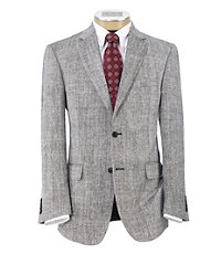 Tropical Blend 2-Button Linen/Silk Tailored Fit Sportcoat