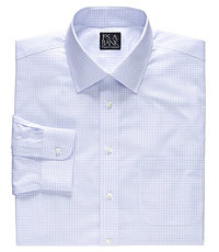 Traveler Fancy Spread Collar Dress Shirt Big or Tall