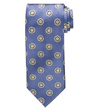Executive Spaced Medallions Tie