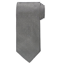 "Executive Houndstooth 61"" Long Tie"