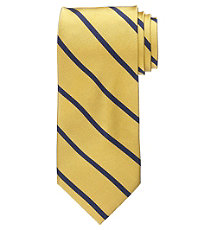 Executive Single Stripe Long Tie