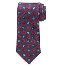 Signature Floral Medallion Tie
