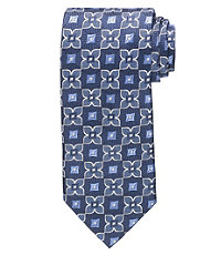Signature Connected Flowers Tie