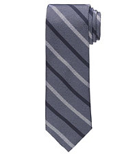 Joseph Narrower Oxford Alt Stripe Tie