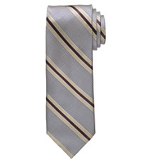 Joseph Narrower Micro Track Stripe Tie